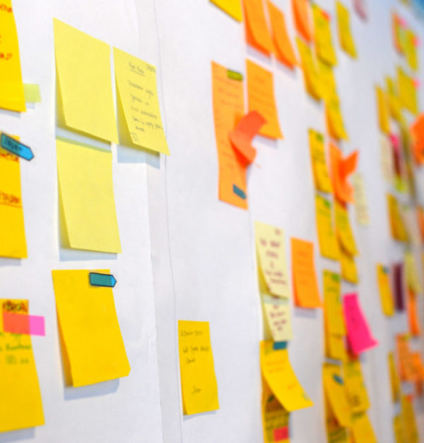 Kanban Board, is one of the prerequisites of agile working methodology.